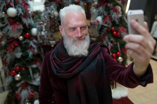Fashion Santa,