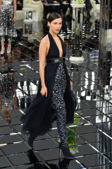 luxe models Bella Hadid and Kendall Jenner Wow in Paris 3