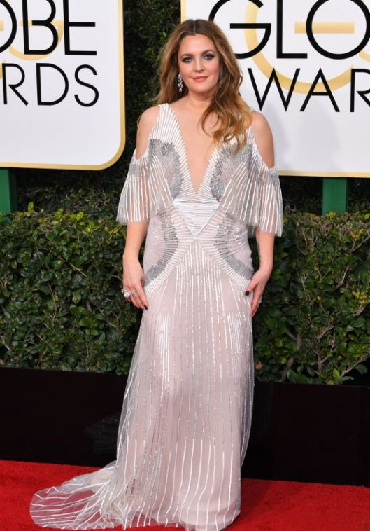 luxe models Seven Best Dressed Celebs At The 2017 Golden Globes 1